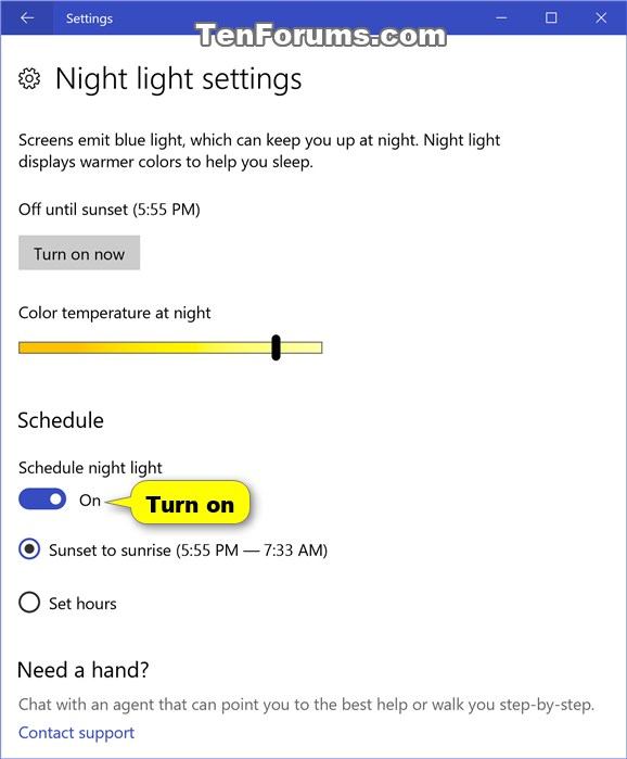 Name:  Night_light_schedule_settings-1.jpg Views: 25280 Size:  55.4 KB