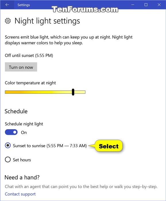 Name:  Night_light_schedule_settings-2.jpg Views: 25230 Size:  55.5 KB
