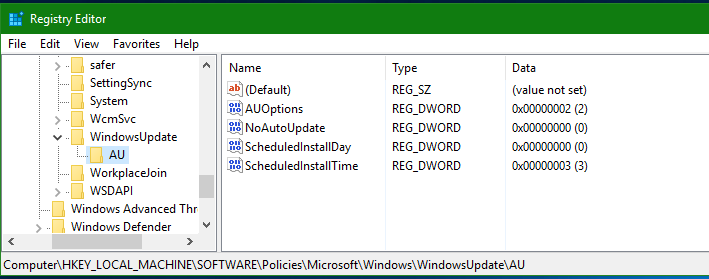 Enable or Disable Driver Updates in Windows Update in Windows 10-wuregistry.png