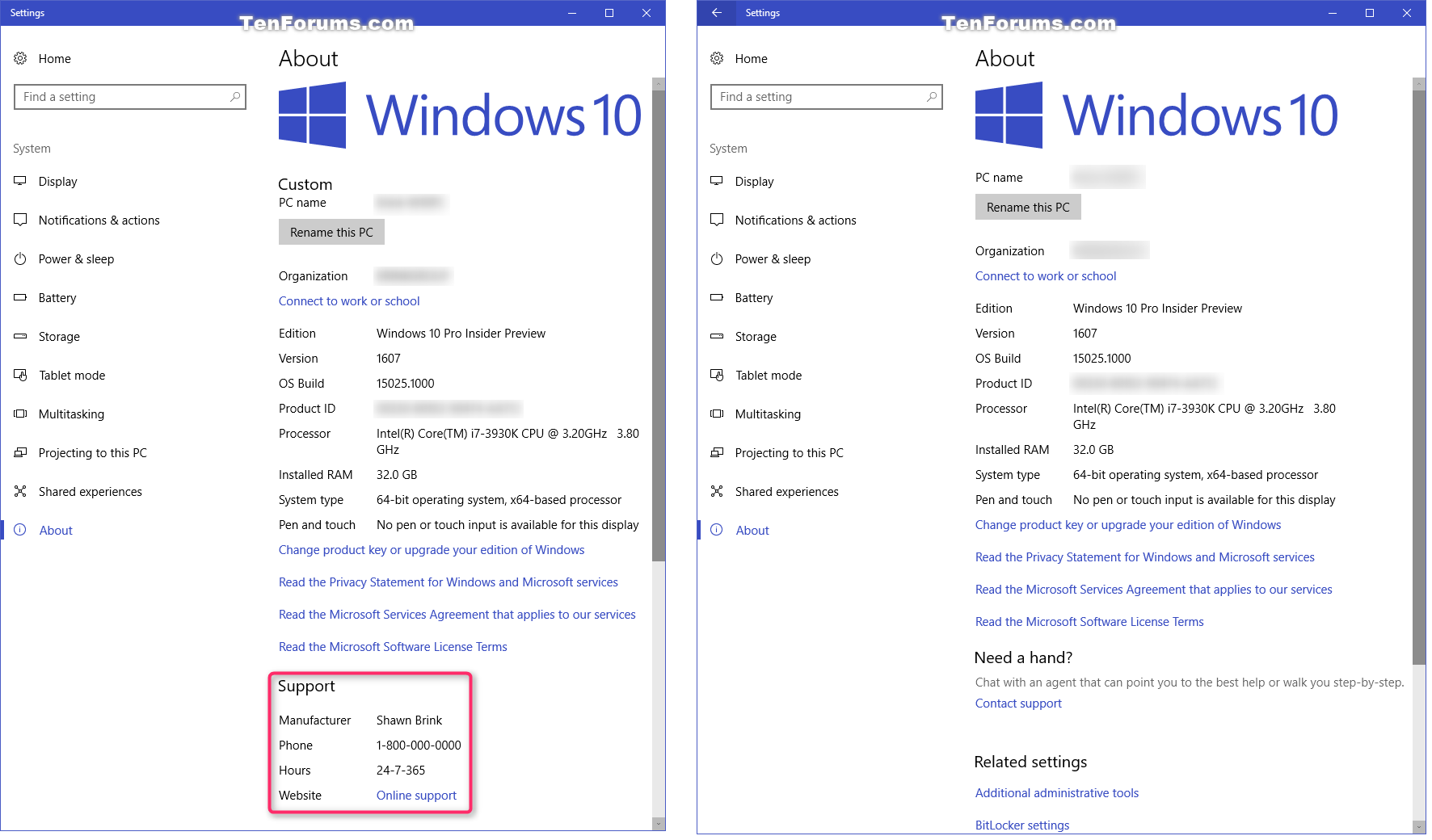 how to download windows 10 with oem