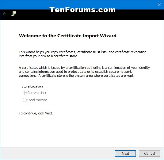 Name:  certmgr_Import_EFS_certificate_and_key-2.jpg Views: 1755 Size:  46.7 KB
