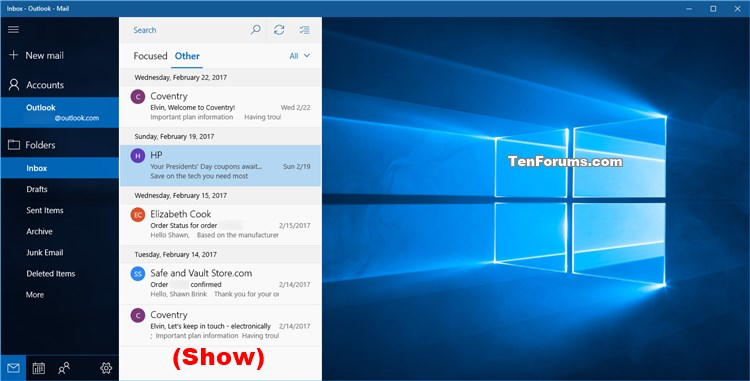 Turn On or Off Message Preview Text in Windows 10 Mail app-show_preview_text.jpg