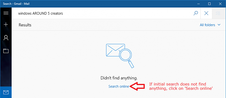 Mail app Advanced Searching in Windows 10-gmail_3_searchonline.png