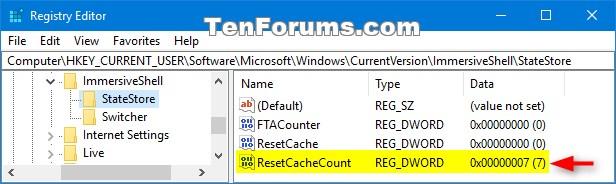 Name:  ResetCacheCount.jpg Views: 8662 Size:  44.3 KB