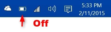 Turn On or Off Battery Saver in Windows 10-battery_saver_off.jpg