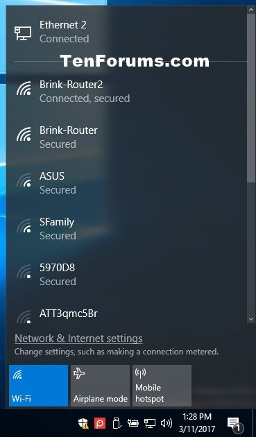 add wireless network windows 10