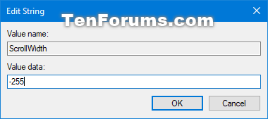 Change Size of Scroll Bars in Windows 10-change_scrollbar_size-3.png