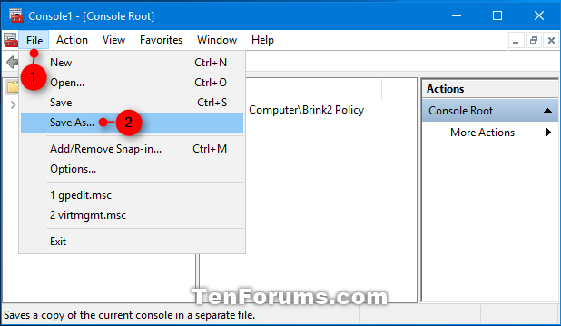 Apply Local Group Policy to Specific User in Windows 10-user-specific_local_group_policy-7.png