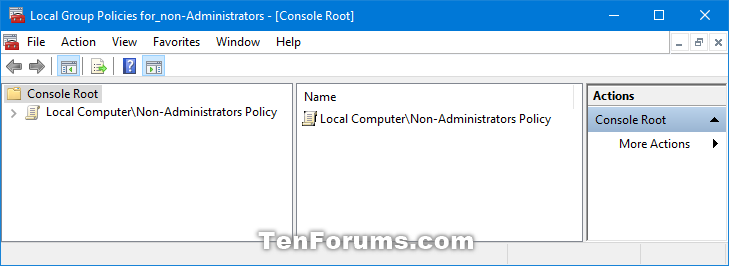 Apply Local Group Policy to Non-Administrators in Windows 10-non-administrators_local_group_policy-9.png