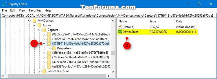 Enable or Disable Microphone in Windows-recording_devices_regedit-1.jpg