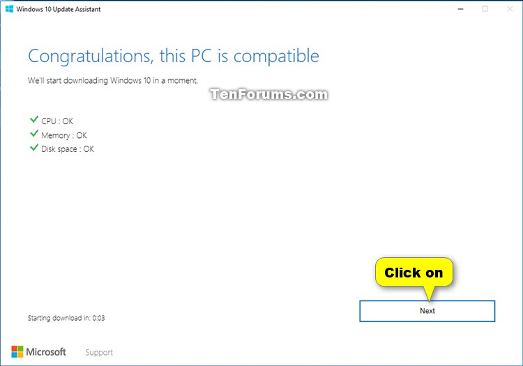 Update to Latest Version of Windows 10 using Update Assistant-windows_10_update_assistant-5.jpg