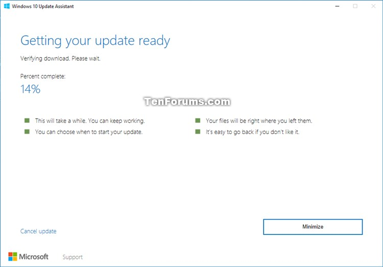 Update to Latest Version of Windows 10 using Update Assistant-windows_10_update_assistant-7.jpg