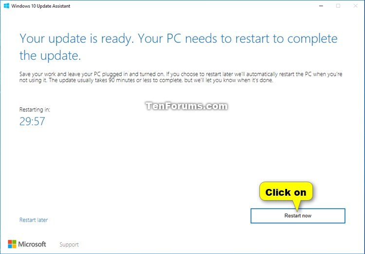 Name:  Windows_10_Update_Assistant-9.jpg Views: 25083 Size:  45.9 KB