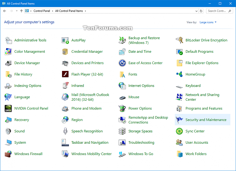 Change Automatic Maintenance Settings in Windows 10-control_panel.png