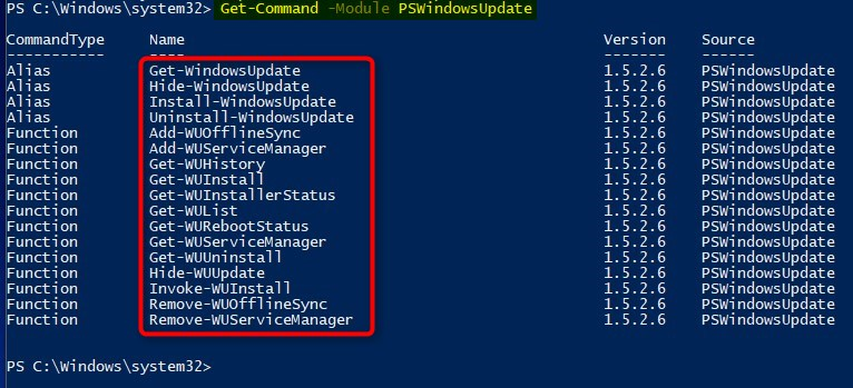Update and Upgrade Windows 10 using PowerShell | Tutorials