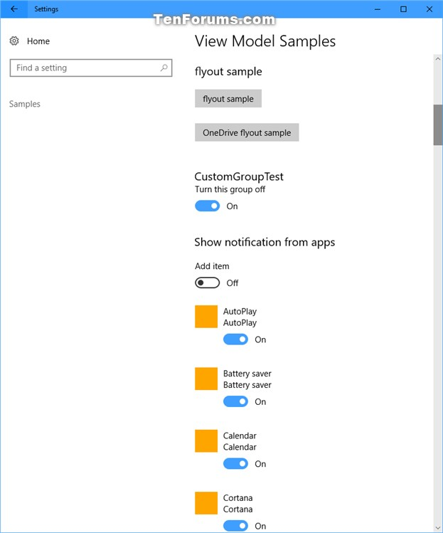 Add or Remove Samples Settings Page in Windows 10-samples-2.jpg
