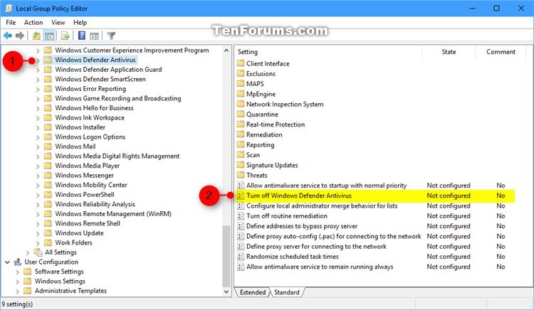 Name:  Windows_Defender_gpedit-1.jpg Views: 319517 Size:  84.2 KB
