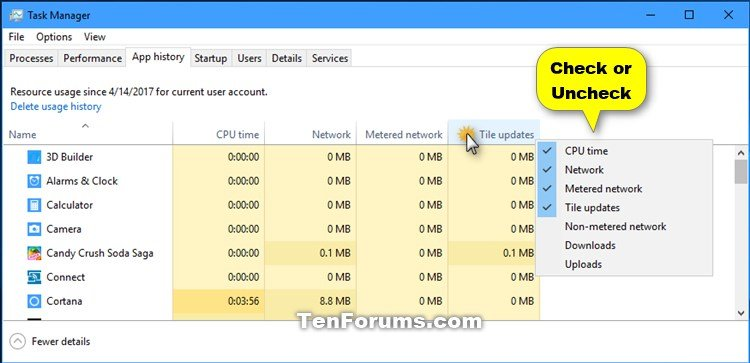 Add or Remove Details in Task Manager in Windows 10-task_manager_app_history.jpg