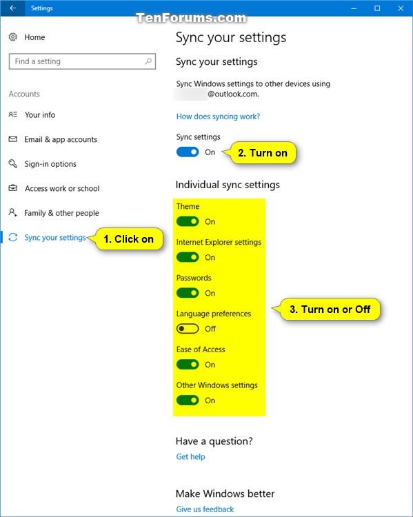 Name:  Individual_sync_settings.jpg Views: 50557 Size:  60.2 KB
