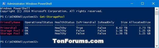 Rename Storage Pool for Storage Spaces in Windows 10-storage_spaces_rename_pool_powershell-1.jpg