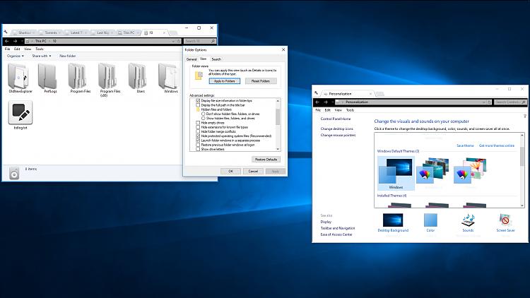 Show Hidden Files, Folders, and Drives in Windows 10 | Windows 10 Tutorials