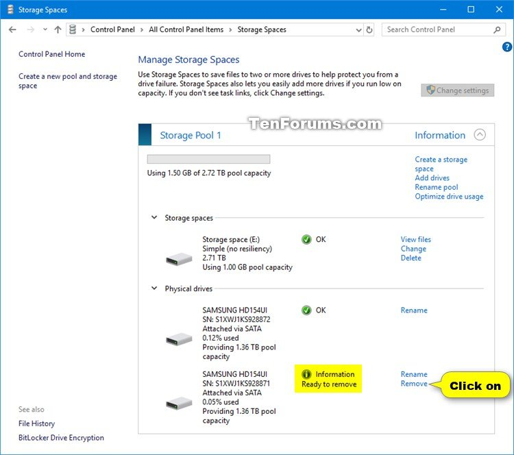 Remove Drive from Storage Pool for Storage Spaces in Windows 10-storage_spaces_remove_drive_from_storage_pool-4.jpg