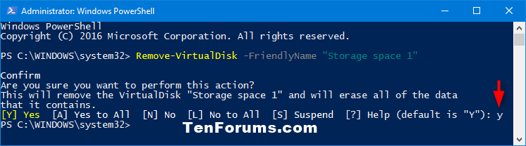 Delete Storage Space from Storage Pool in Windows 10-delete_storage_space_powershell-2.png