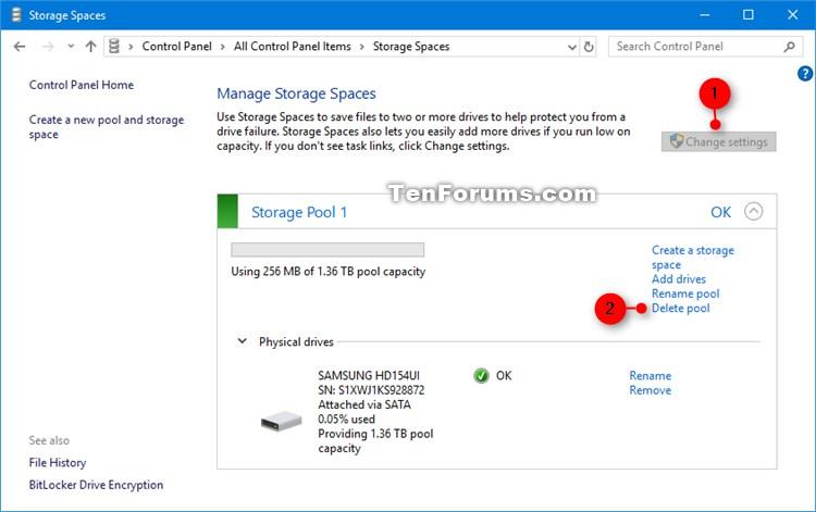 Delete Storage Pool for Storage Spaces in Windows 10-delete_storage_pool-1.jpg