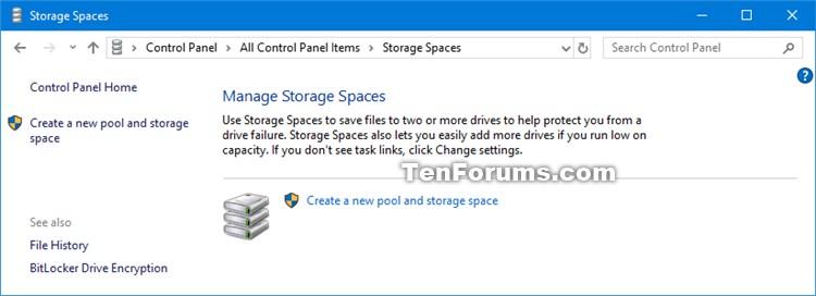 Delete Storage Pool for Storage Spaces in Windows 10-delete_storage_pool-3.jpg