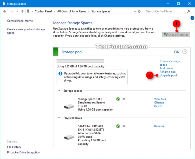 Upgrade Storage Pool for Storage Spaces in Windows 10-upgrade_storage_pool-1.jpg
