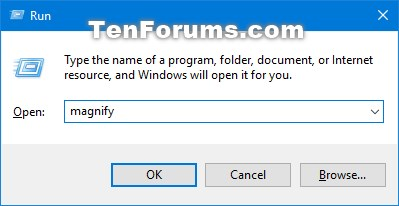 Open and Close Magnifier in Windows 10-magnifier_run.jpg