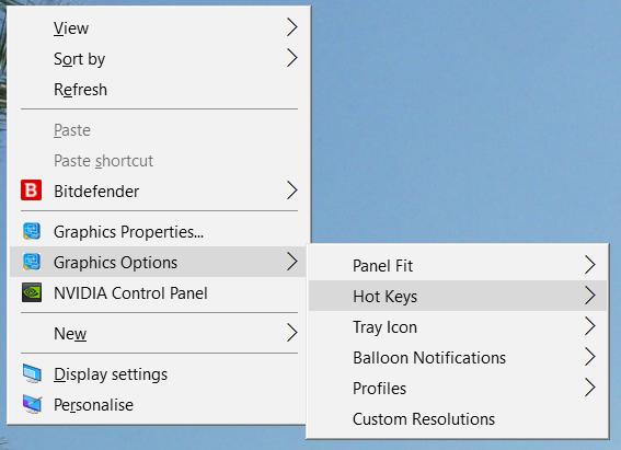 Remove Intel HD Graphics desktop context menu in Windows-capture_01.png