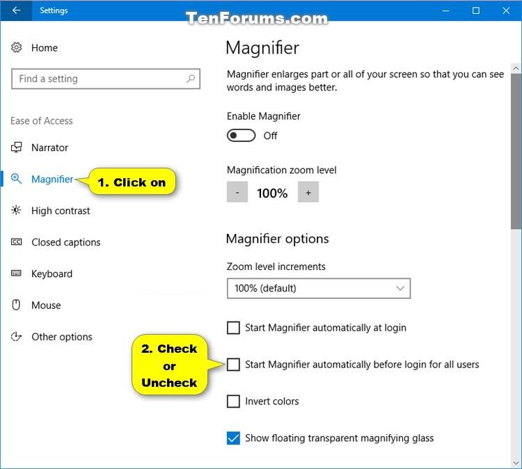 Name:  Start_Magnifier_before_login.jpg Views: 530 Size:  86.7 KB