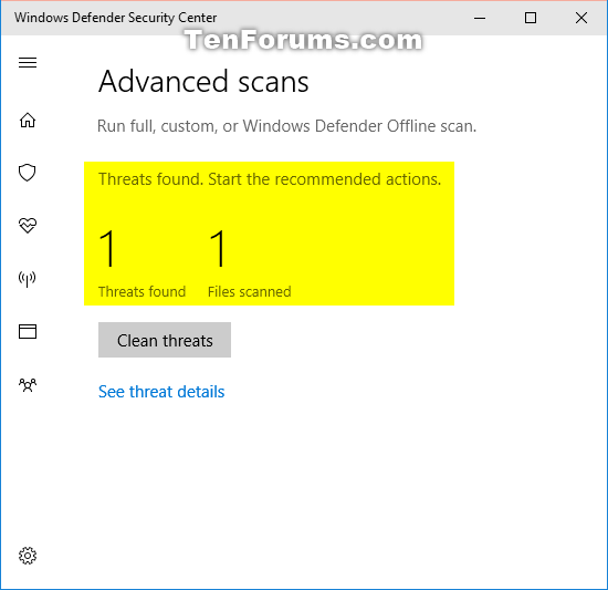 How to Scan with Windows Defender Antivirus in Windows 10-scan_with_windows_defender-3.png
