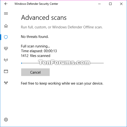 How to Scan with Windows Defender Antivirus in Windows 10-windows_defender_security_center-7.png