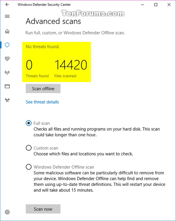 How to Scan with Windows Defender Antivirus in Windows 10-windows_defender_security_center-8.jpg