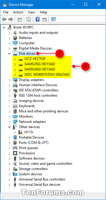 Check if Disk is MBR or GPT in Windows-device_manager-1.png