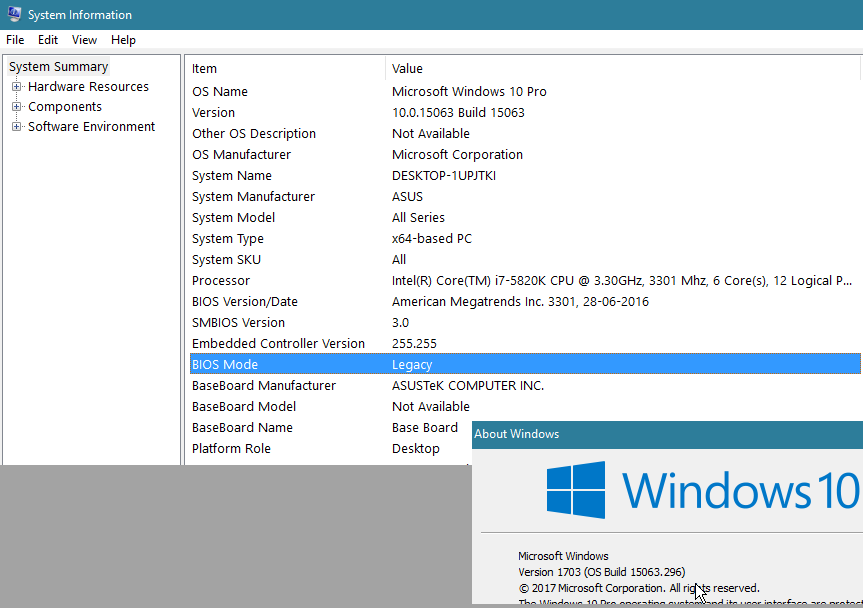 Boot to UEFI Firmware Settings from inside Windows 10 - Page 3
