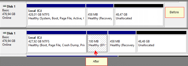 Name:  Convert MBR to GPT and enable UEFI-05-23052017 145715.png Views: 825 Size:  14.5 KB