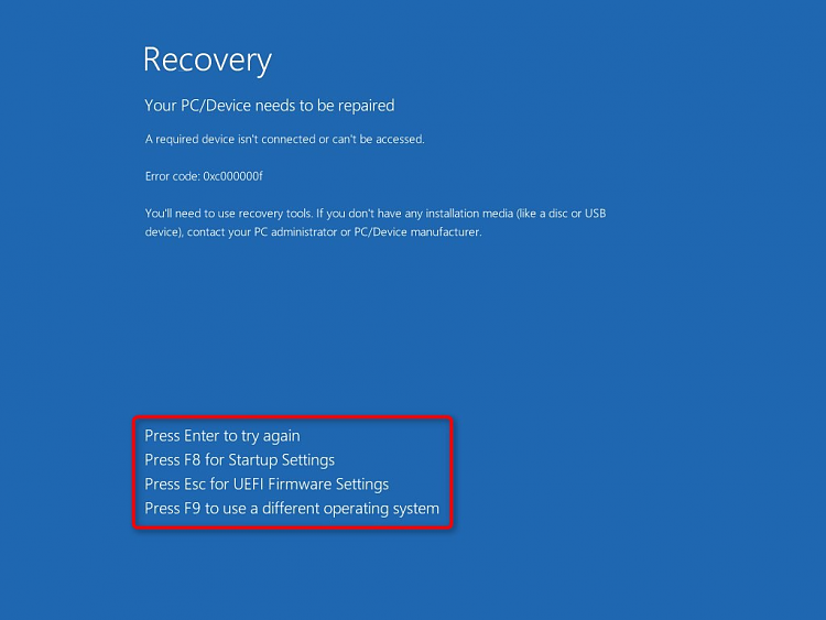 Use Macrium Reflect Rescue Media to Fix Windows Boot Issues-image.png