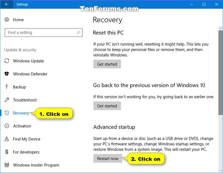 Boot to UEFI Firmware Settings from inside Windows 10-settings.jpg
