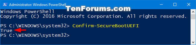 Name:  Secure_Boot_state_True_PowerShell.png Views: 3449 Size:  19.6 KB
