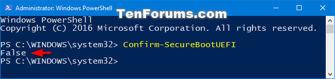 Name:  Secure_Boot_state_False_PowerShell.png