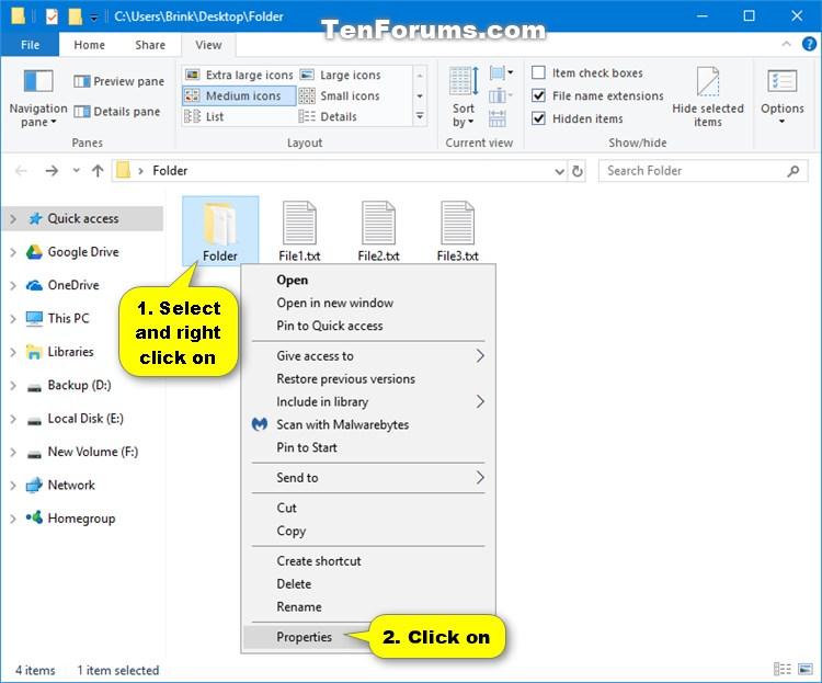 Set or Unset Hidden Attribute of Files and Folders in Windows 10-hide-unhide_files_folders_properties.jpg
