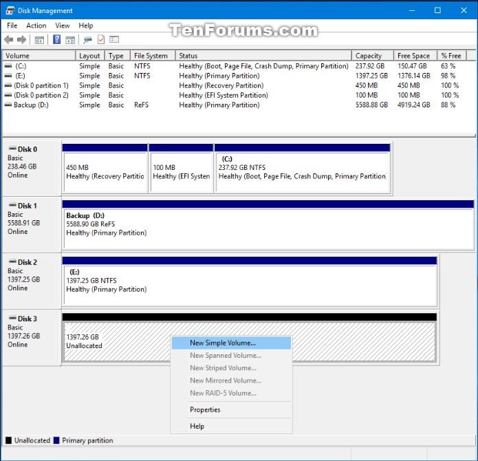 Convert MBR Disk to GPT Disk in Windows 10-mbr-gpt_disk_management-3.jpg