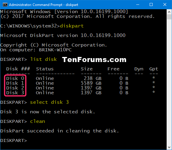 Name:  diskpart_clean_command.png Views: 19457 Size:  28.3 KB