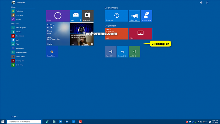 Add, Remove, and Name a Group of App Tiles on Start in Windows 10-name_group-1.png