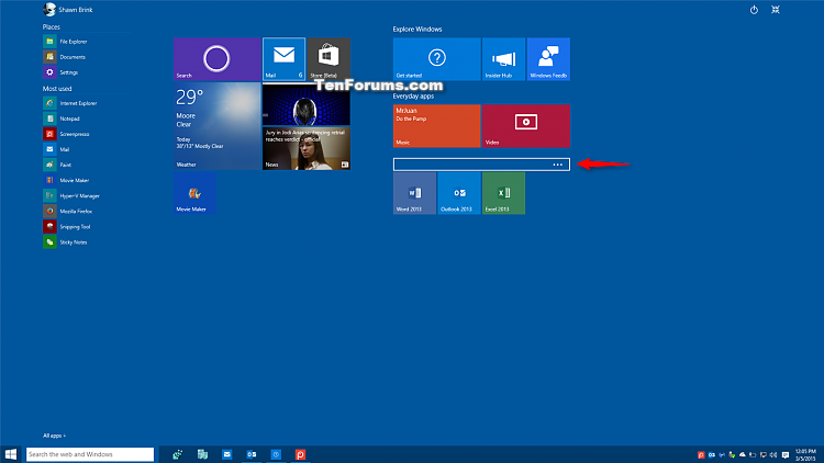 Add, Remove, and Name a Group of App Tiles on Start in Windows 10-name_group-2.png