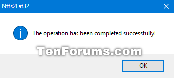 Convert NTFS to FAT32 without Data Loss in Windows-aomei_ntfs2fat32-6.png