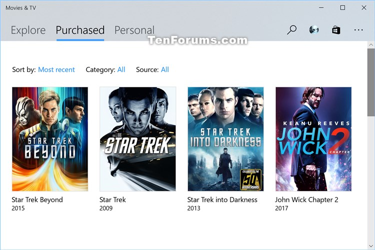 Restore Available Video Purchases in Movies & TV app in Windows 10-movies-tv_restore_my_available_video_purchases-1.jpg